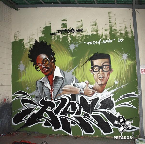 «BLACK» (Rubí) 2009 – Ma'La, Urih
