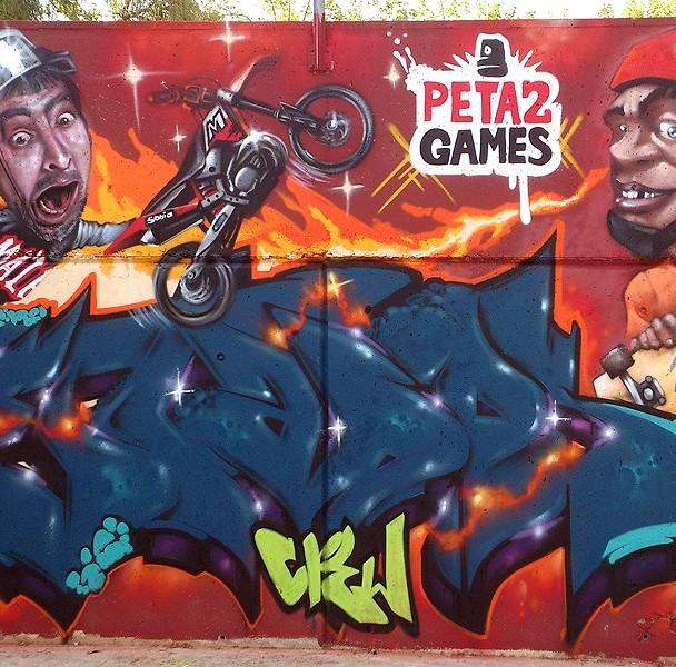 """""""PETADOS GAMES"""" (Castellar del Vallès) 2013 – Ma'La, Kets, Urih"""
