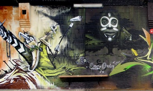 """4 ELEMENTS BOONCE"" (Hasselt) 2006– Cayn, Urih, Ma'La, Resm, Casroc, Fuckone, Caz, Mr. Wany, Does, Pryme, Rotaone, Spymad, Crie"