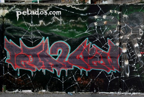 """MIXING COLORS"" (Rubí) 2009 – Ma'La, Baie, Kets, Cayn, Urih"
