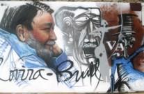 ROVIRA BRULL, panel 5×2.4 m. – Mataró (Spain). 2010 Copyright [Espray]