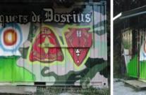 CLUB D'ARQUERS DE DOSRIUS – Dosrius (Spain). 2010 Copyright [Espray]