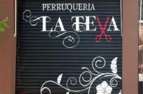 LA TEVA PELUQUERÍA – c/ Barcelona. Argentona (Spain). 2012 Copyright [Espray]