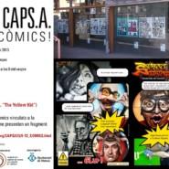 """27.09.13- Exposición """"CAPS.A 9/13"""" Cómic – Graffiti"""