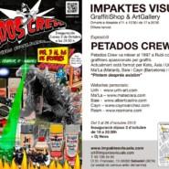"""03.10.13- Exposición """"PETADOS"""" en Impaktes Visuals, Sabadell"""