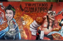 THE PETADOS GLADIATORS – Rubí (Spain). 2013 Copyright [Espray]