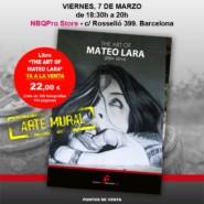 """07.03.14- Presentación libro """"THE ART OF MATEO LARA"""""""