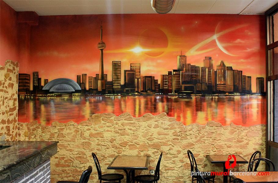 ciudad-planetas-paisajes-3d-mural-graffiti