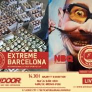 """28.06.14 – Exhibición Graffiti """"WINDOOR"""" Empuriabrava (Girona)"""