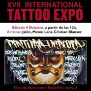 """04.10.14 – Exhibición Graffiti """"XVII BCN TATTOO EXPO 2014"""""""