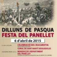 """06.04.15 – Exhibición Graffiti """"PANELLET"""" Calonge de Segarra"""