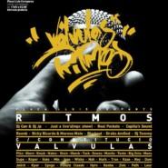 """24.10.15 – Exhibición Graffiti """"VÁLVULAS Y RITMOS"""" Sant Feliu"""