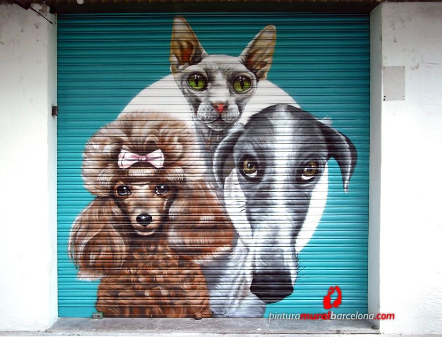 persiana-pintada-graffiti-perros-gatos