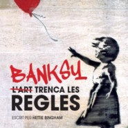 07.03.17 – Graffiti presentación libro BANKSY en Barcelona