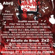 20.04.13-Exhibición Castellart Urban Festival 2
