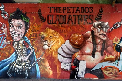 """""""THE PETADOS GLADIATORS"""" (Rubí) 2013 – Baie, Resm, Ma'La, Cayn, Urih, Axia, Kets"""