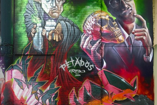 """THEATRE"" (Badia del Vallès) Spain 2014 – Urih, Ma'La, Axia, Kets"