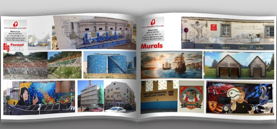 Book Pintura Mural Barcelona 2