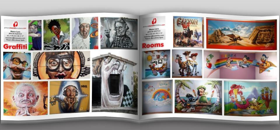 Book Pintura Mural Barcelona 4