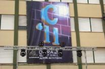 CARTEL FIESTAS CIRERA 2011, 8 x 6 m. Mataró (Spain). 2011 Copyright