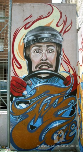 MR. TUNNING – Mataró (Spain). 2011 Copyright [Espray]