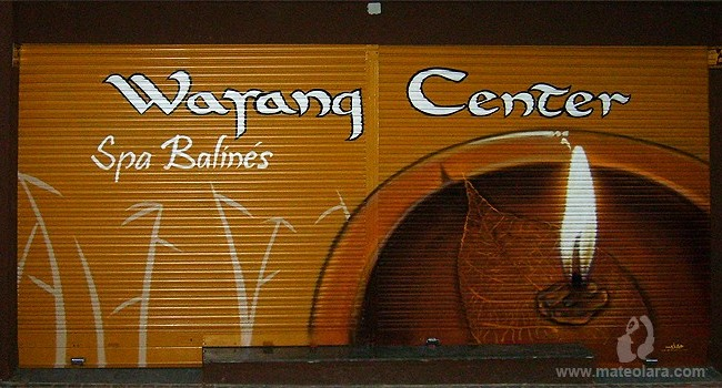 WAYANG CENTER – c/ Girona, 48. Barcelona (Spain). 2008 Copyright [Espray]