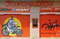 DOCTORE BIKE – Avda. Maresme. Mataró (Spain). 2009 Copyright [Espray]