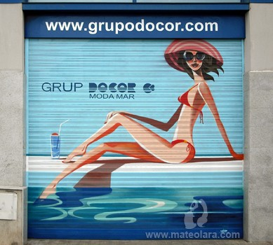 GRUPO DOCOR – Avda. Maresme, 121. Mataró (Spain). 2009 Copyright [Espray]