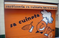 SA CUINETA – c/ Caminet de Les Vinyes, 34. Mataró (Spain). 2010