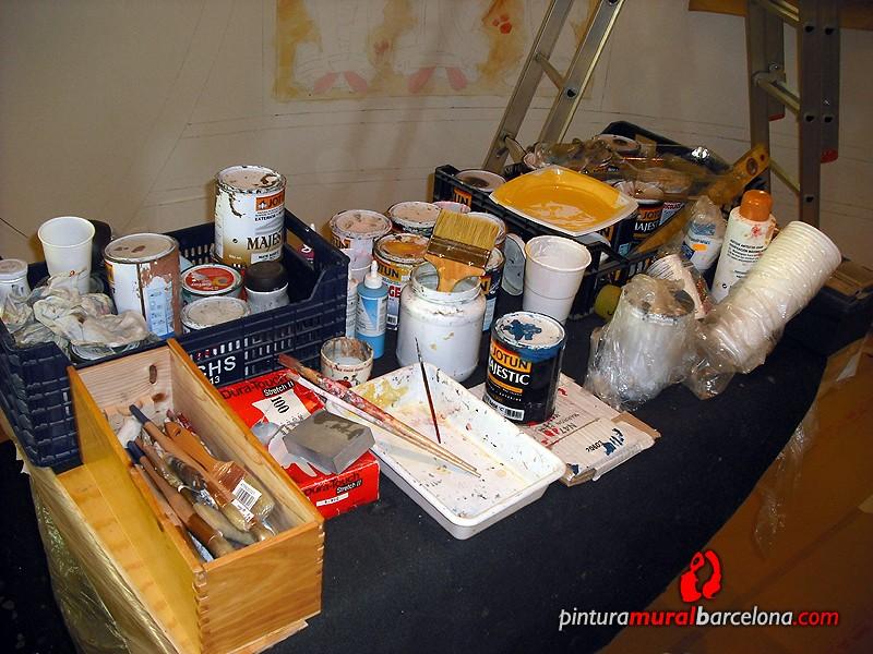 pinturas-pinceles