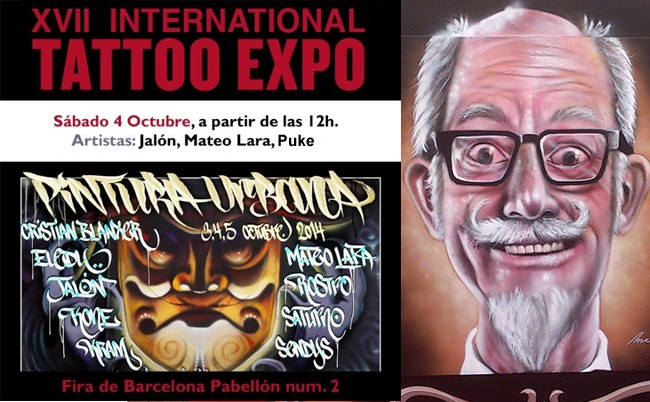 barcelona-tattoo-expo-graffiti-mateo-lara-2014