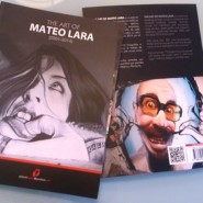 "19.02.14- Libro ""THE ART OF MATEO LARA"""