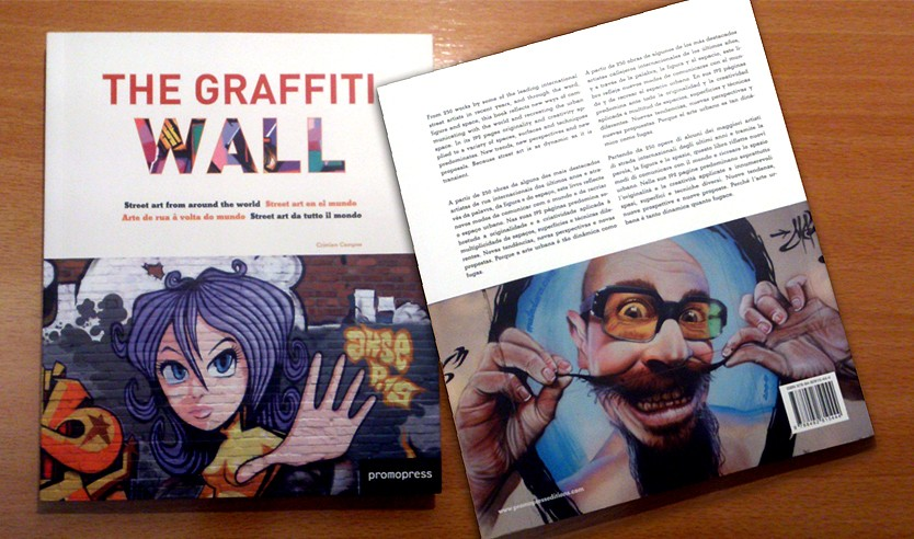 the-graffiti-wall-street-art-book