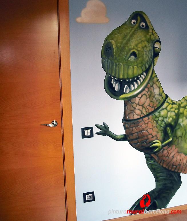 rex-toy-story-graffiti-habitacion-infantil