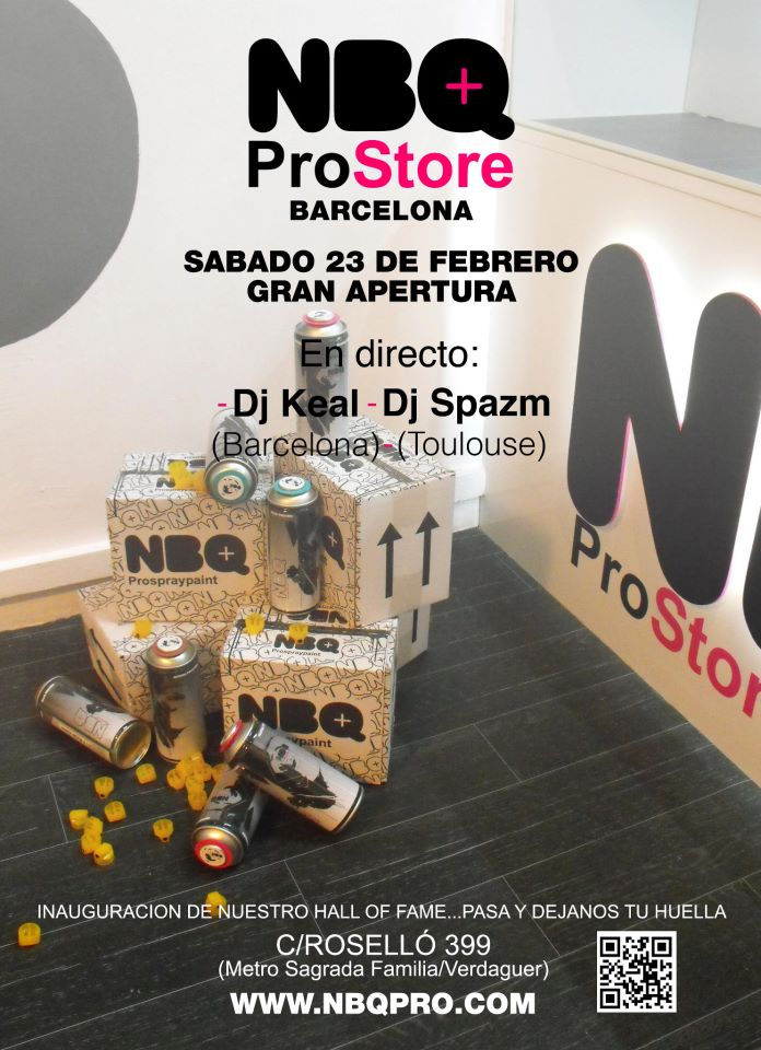 nbq-prostore-tienda-barcelona-graffiti