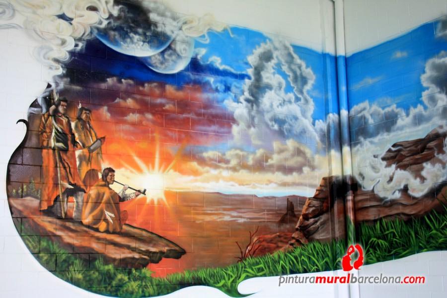 mural-graffiti-sant-yerbasi-indios-mataro-mateo-lara