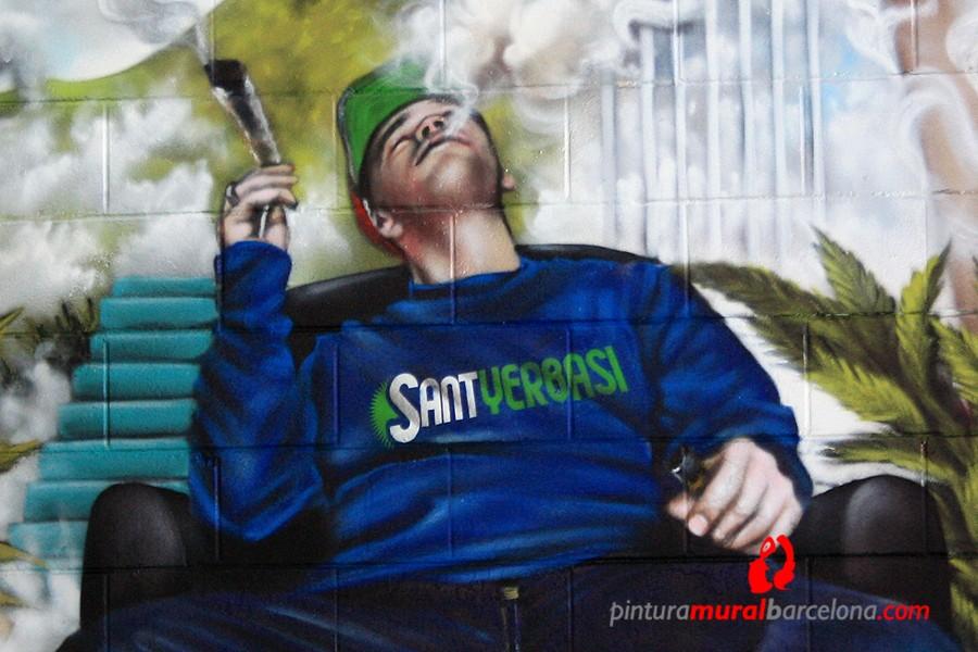 mural-graffiti-sant-yerbasi-porro-mataro-mateo-lara