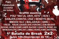 20.04.13- Exhibición Graffiti «CASTELLART URBAN FESTIVAL 2»