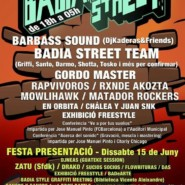 15.06.13- Exhibición Graffiti «BADIA STREET Vol.4»