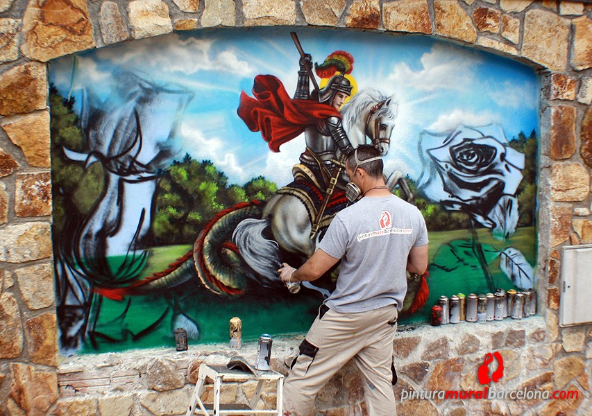 making-painting-graffiti-mural