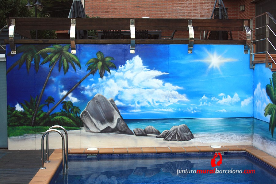 mural-graffiti-piscina-playa-palmeras-3