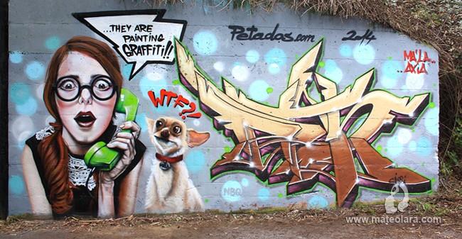 mala-axia-petados-graffiti-telefono-wtf