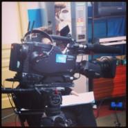 "18.02.14- Rodaje de la entrevista ""TINC UNA IDEA"" TVE (La 2)"