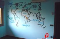 MAPAMUNDI – Habitación infantil. 2014