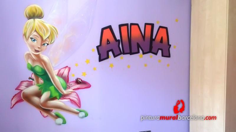 campanilla-dibujo-mural-graffiti-infantil