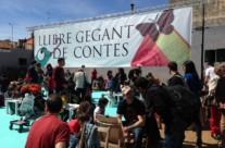 """27.04.14- """"LLIBRE GEGANT"""" de Mataró"""