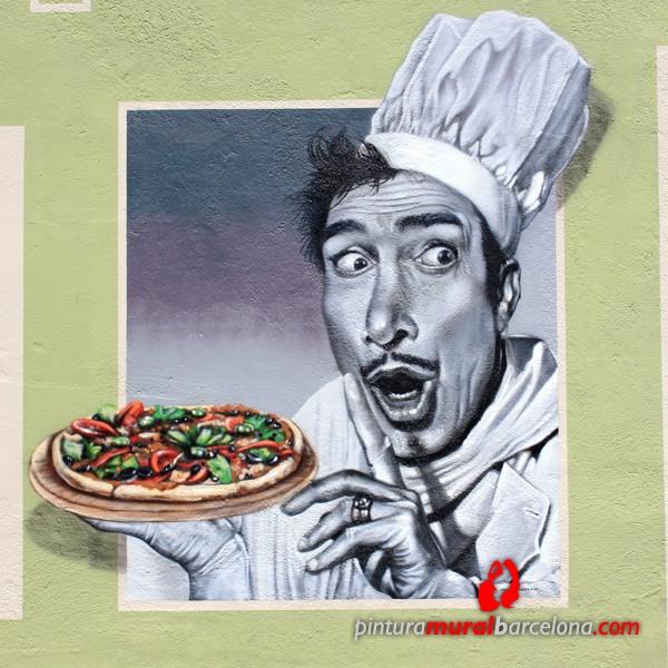 cocinero-mural-pintado-fachada-pizza