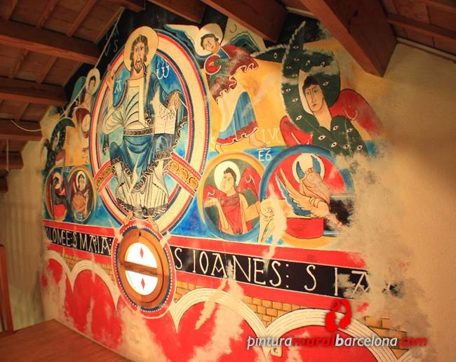 mural-iglesia-pantocrator-pintado-replica