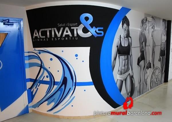 activat-s-gym-logo-design
