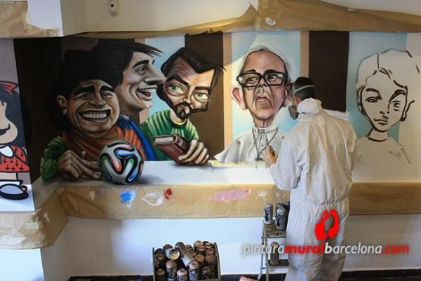 mateo-lara-pintando-restaurante